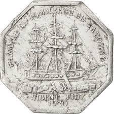 chambre commerce bayonne chambre de commerce bayonne 1920 en vente médailles jetons ebay