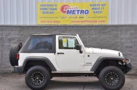 used jeep wrangler for sale in ma used jeep wrangler for sale in springfield ma 126 used