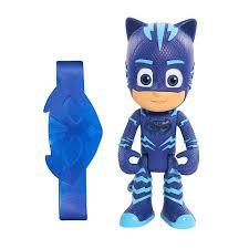 play pj masks light catboy figure walmart