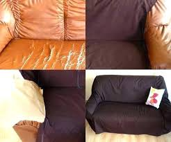 retapisser un canapé recouvrir fauteuil cuir recouvrir fauteuil cuir canapac cuir comment