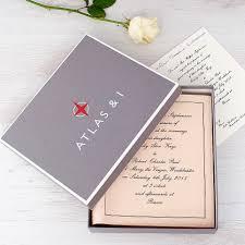 personalised wedding invitation photo album