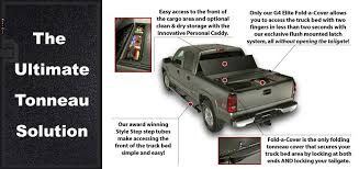Folding Bed Cover Fold A Cover Tonneau Covers A Division Of Steffens Automotive