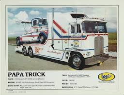 kenworth cabover history kenworth wednesdays