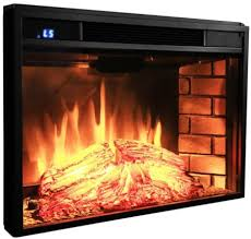 Electric Fireplace Heater Electric Fireplace Inserts What You Need To Know Heating And