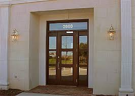 Exterior Doors Commercial Doors By Decora Commercial Collection Dbyd6065