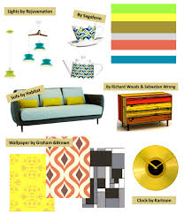 furniture engaging images about mid century paint palettes