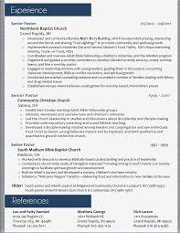 Sample Youth Resume Sample Ministry Resume Examples Billybullock Us