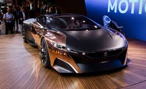 peugeot onyx interior peugeot debuts onyx supercar concept u2013 news u2013 car and driver