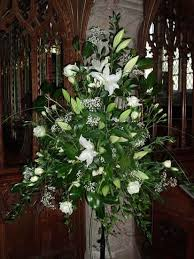 Flower Arrangements For Weddings The 25 Best Church Flower Arrangements Ideas On Pinterest