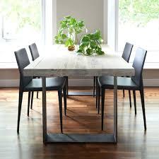 dining table white wood u2013 rhawker design