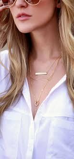 monogram initial necklace gold 30 best monogram pendants and monogram initial necklaces images on
