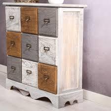 cheminee ethanol style ancien 9 tiroirs de style ancien en bois de haute qualité