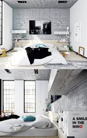 Loft Bedroom by Bedroom New Design Loft Space Craft London Camden Tiny Apartment
