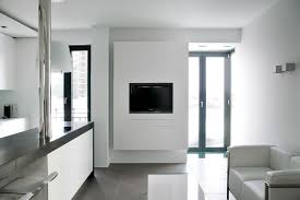 Unique Interior Design For Small Apartment In Hong Kong With - Modern small apartment design