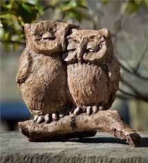 garden owl statue garden update may 31 kitchen hacks fairtrade