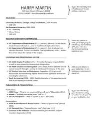 Examples On How To Write A Resume by Writing Your Cv