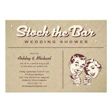 stock the bar invitations personalized stock the bar shower invitations