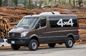 4x4 mercedes drive 2015 mercedes sprinter 4x4 review leftlanenews