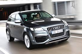 audi quattro price in india audi q7 v12 tdi review test drive autocar india