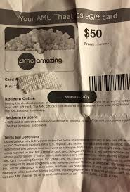e gift card amc discount 50 amc theater giftcard ecard tickets in framingham ma