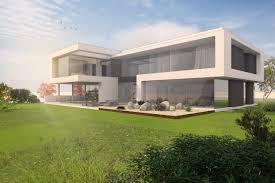 captainsparklez house in real life architekt villa modern bauen siegerentwurf wettbewerb im taunus