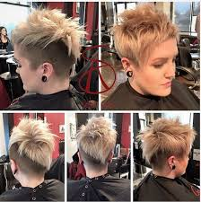 pic of back of spiky hair cuts 32 cool short hairstyles for summer pretty designs