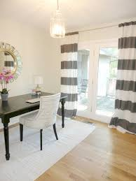 Floor Length Curtains Livelovediy Diy No Sew Two Toned Curtains