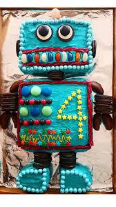 best 25 robot cake ideas on pinterest birthday cakes for boys