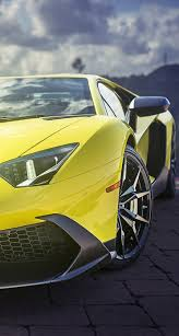 yellow lamborghini aventador yellow lamborghini aventador supercar the iphone wallpapers