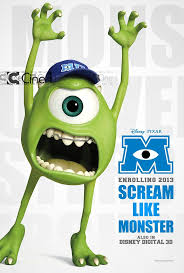 16 monsters university movie photos images