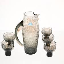 barware sets shop glass cocktail pitchers on wanelo