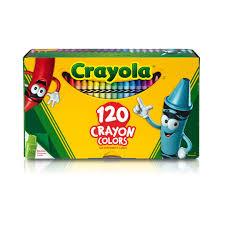 crayola crayons 120 count