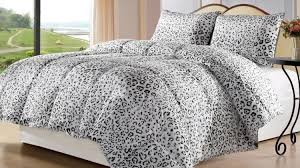 Leopard Bed Set Safari Bedding