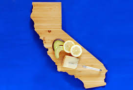 state shaped gifts state shaped cutting board 48 green gift guide