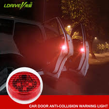 aliexpress buy 2pcs car door opening led warning