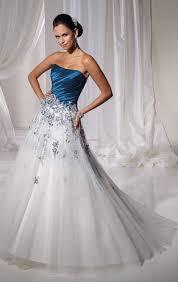 Wedding Dresses Light Blue Best 25 Blue Wedding Dresses Ideas On Pinterest Blue Wedding