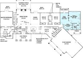apartments house plans with detached guest suite rustic ranch