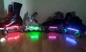 light up roller skate wheels bright jamlights roller skate led lights lily pinterest roller