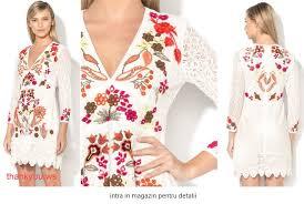 rochie etno 26 de rochii si ii stilizate cu motive traditionale romanesti moderne