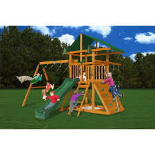 amazon com gorilla playsets outing iii playground system toys