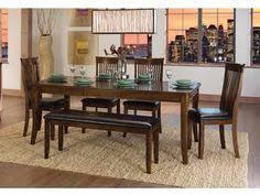 Pulaski Furniture Dining Room Set Pulaski Furniture Heartland Falls Windsor Gathering Dining Set