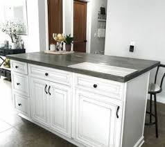 can you build a kitchen island with base cabinets diy kitchen island with stock cabinets hometalk