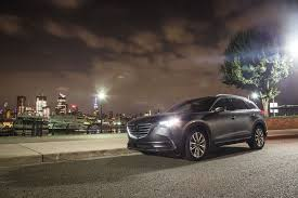 2017 mazda vehicles 2017 mazda cx 9 one week review automobile magazine