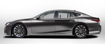 lexus ls 500 weight all new lexus ls 500 unveiled in detroit gets 3 5l twin turbo v6