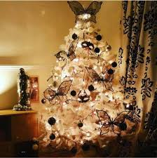 50 ethereal white christmas tree decoration ideas that are hard