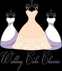 wedding dress growtopia cake charms and cake pulls for bridesmaid luncheon