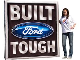 logo ford inflatable ford logo ii inflatable depot