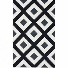 Black And White Chevron Rug Best Image Of Black And White Bath Rug All Can Download All
