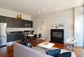 salon salle a manger cuisine aménagement salon salle à manger réussir la séparation des deux zones