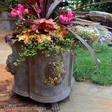 Planter Garden Ideas How To Make A Tree Stump Planter Bombay Outdoors